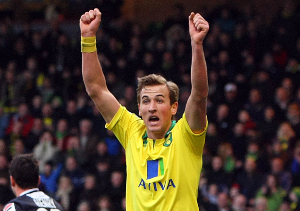 How Tottenham Hotspur striker Harry Kane went from a Norwich City loan flop to a World Cup superstar with England | Eastern Daily Press