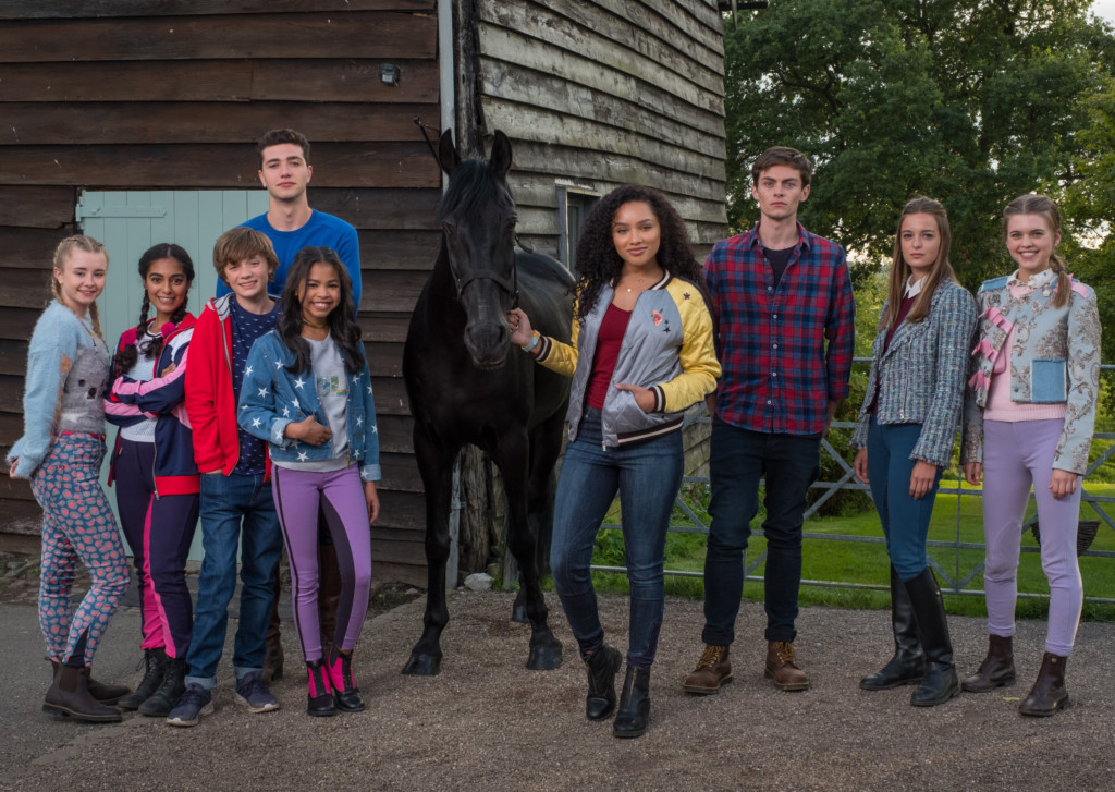 Netflix horsey show Free Rein: Are you addicted? | Eastern Daily Press