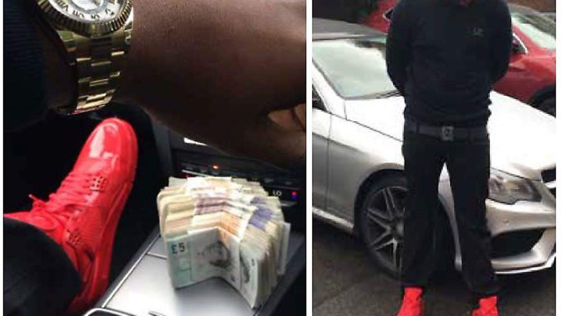 One of Grimsbys key drug gang members caught with £450k