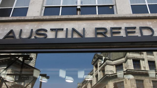 Menswear Chain Austin Reed Expected To Collapse Into Administration Today Risking 1 000 Jobs Eastern Daily Press